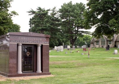 Mausoleum 2b